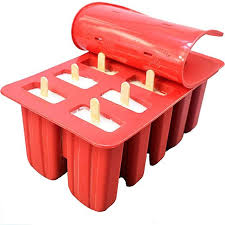 Buy Beauenty - <b>Silicone Ice Cream</b> Mould Popsicle Mold Ice Tray ...