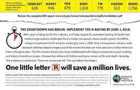 Master Settlement Agreement Interesting Dear Hollywood Smoking Deserves An 'R' Rating HuffPost Life