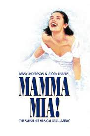 Image result for mamma mia broadway