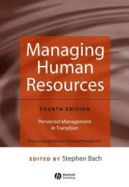 <b>Managing Human</b> Resources: Personnel <b>Management</b> in Transition ...
