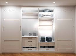 fitted sliding door wardrobes in london