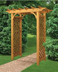 Small Picture Easy Garden Arbor Plans Outdoor Decorations