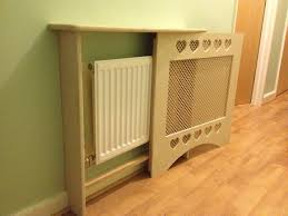 Removable radiator panels allows easy access for maintenance. Fitted with  child lock.