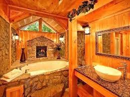 cabin bathroom ideas home design bathrooms style log house cabin bathroom