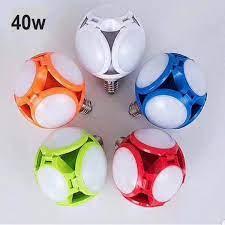 Đèn Led hình quả bóng 4 cánh 40w - Thuận Phong Shop