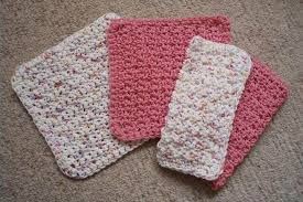 Easy Crochet Dishcloth Patterns Delectable 48 Quick Easy Crochet Dishcloth DIY To Make