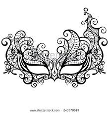 Mask Templates For Adults Gorgeous Template For Masquerade Ball Masks Mask Design Templates Site
