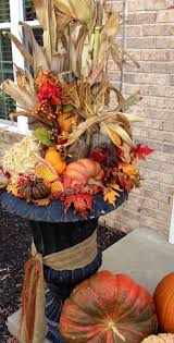 Outside Fall Decor 1363 Best Scarecrows And Fall Images On Pinterest Primitive