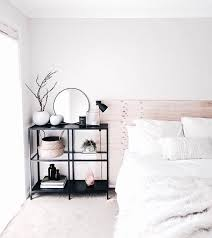 diy relaxing bedroom decor. adding soft pinks to a white room can look glamorous and super relaxing diy bedroom decor e