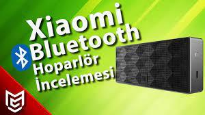 🔊Xiaomi Bluetooth Hoparlör İnceleme🔊 - Mert Gündoğdu - YouTube