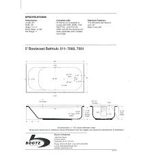 bootzcast bathtub cast bootz iron installation tub reviews