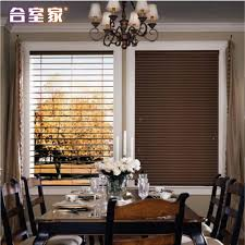 wood blinds and curtains. Modren Wood 50mmpvc Manyplie Curtain Wood Blinds Curtains To Wood Blinds And Curtains