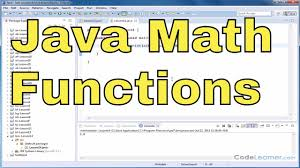 java tutorial 14 rounding numbers ceiling and floor math functions
