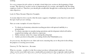 What Is The Objective Section On A Resume Beautiful Sample Rn Resume Nursing Objective Example Builderresume 99