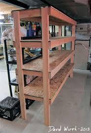 storage shelf plans. Exellent Storage Storage Shelves For Garage Plans  Easy Wood Shelf Design Plans Build 2x4 And Storage Shelf Plans L