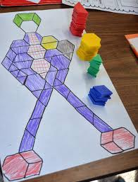 Pattern Block Fractions Awesome Design