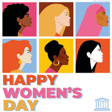 UNESCO - <b>Happy</b> International <b>Womens Day</b>! We're stronger ...