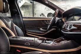 Prior Design W222 Mercedes Benz S Class W222 By Prior Design Autocar