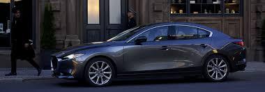 2019 Mazda3 Color Options