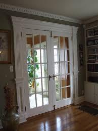 Belvidiere French Door Trim - Westfield, NJ traditional-living-room