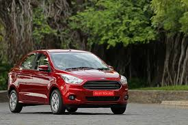 new car launches fordNew Ford Figo Aspire Small Sedan Launched in India with Affordable