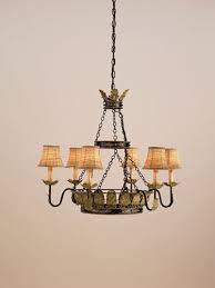 currey company omni chandelier in labella green french gold leaf bel air black