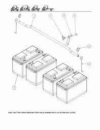 Club car battery wiring diagram beautiful lovely car battery wiring diagram decor home with wiring