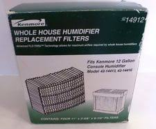 kenmore humidifier filters. new kenmore whole house humidifier replacement filters 42 14912 humidifier