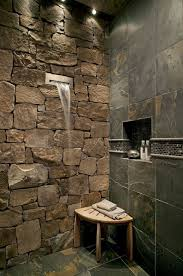 river rock shower floor sealer tattooed martha ocean stone bath mat is tile hard to clean
