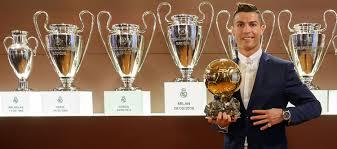 Cristiano Ronaldo, Ballon d'Or 2016
