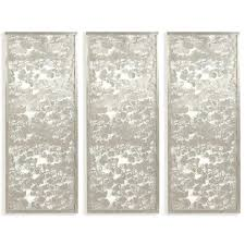 excellent design ideas metal wall plaques interior decorating arteriors ginko leaf plaque set uk accents with