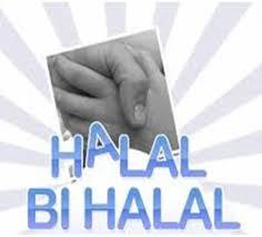 Hasil gambar untuk syawalan dan halal