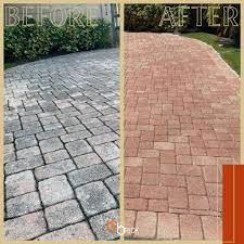 how to clean pavers with bleach js