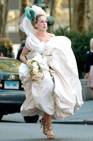 Carrie Bradshaw Carrie Bradshaws 50 Best Looks Of All Time Vivienne Westwood