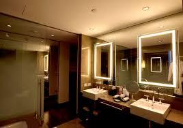 modern bathroom lighting luxury design. Modern Bathroom Design Ideas Using White Led Lamp In Including Light Unique Lighting Luxury S