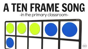 10 frame song printable s the