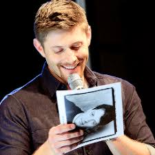 Jensen Ackles and Misha Collins images Jensen with Misha's Resume wallpaper  and background photos