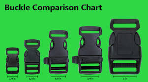 The Buckle Size Chart Compare Our Buckles