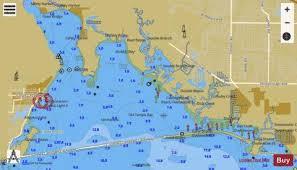 Noaa Chart 11416 Safety Harbor Marine Chart Us11416_p2989 Nautical