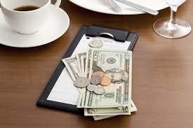 Restaurant Tipping Guide Chart How To Calculate A Restaurant Tip