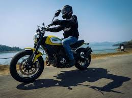 ducati scrambler offered at rs 1 2 lakh down payment zigwheels
