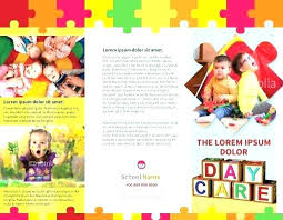 Home Daycare Flyer Templates Opusv Co