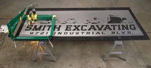 cnc plasma table kit. gotorch cnc plasma cutting table in the back of a pickup truck cnc kit i