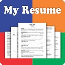 Plain Ideas Resume Creator App 8 Best Resume Apps Free Download
