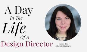 A day in the life of a Design Director featuring Cassie Bird at Blueprint  Partners - The Automotive 30% Club