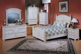 White Cane Bedroom Furniture White Wicker Bedroom Set Medium Size Of ...
