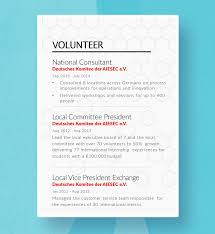 Resume Headings To Stand Out In 2018 With Real Examples