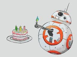 Bb8 Birthday Cake Gif By Tamumu61 On Deviantart