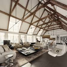 hanging bubble chair living room high ceiling