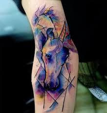 9 Nejúžasnější Unicorn Tetování Vzory Nápady A Význam Styly V